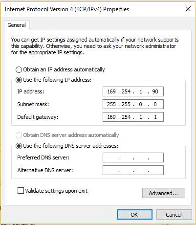 Logging into an IP Station - Zenitel Wiki