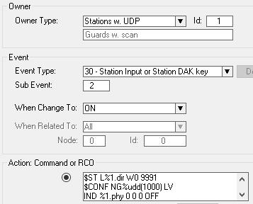Audio Monitoring - Scanning - Zenitel Wiki