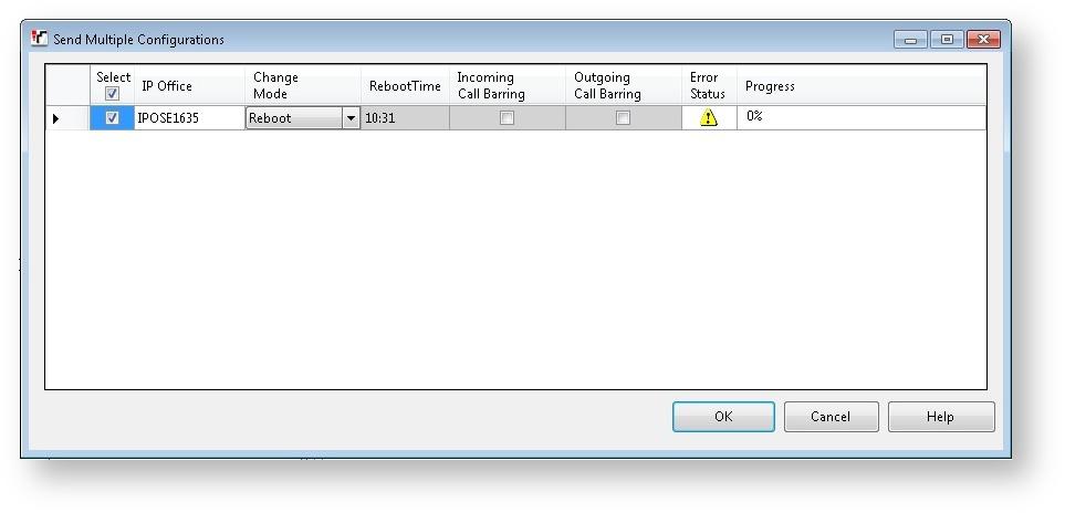 Avaya IP Office 10 1 configuration - Zenitel Wiki