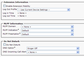 Configuration guide for Cisco Call Manager 8 - Zenitel Wiki